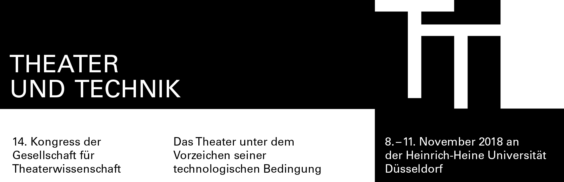 GTW-Kongress: Theater und Technik